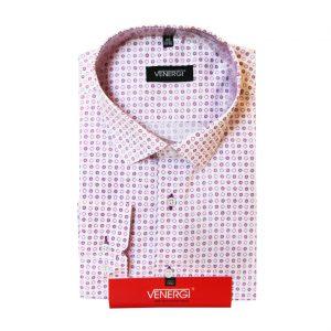 Pánska bodkovaná košeľa
