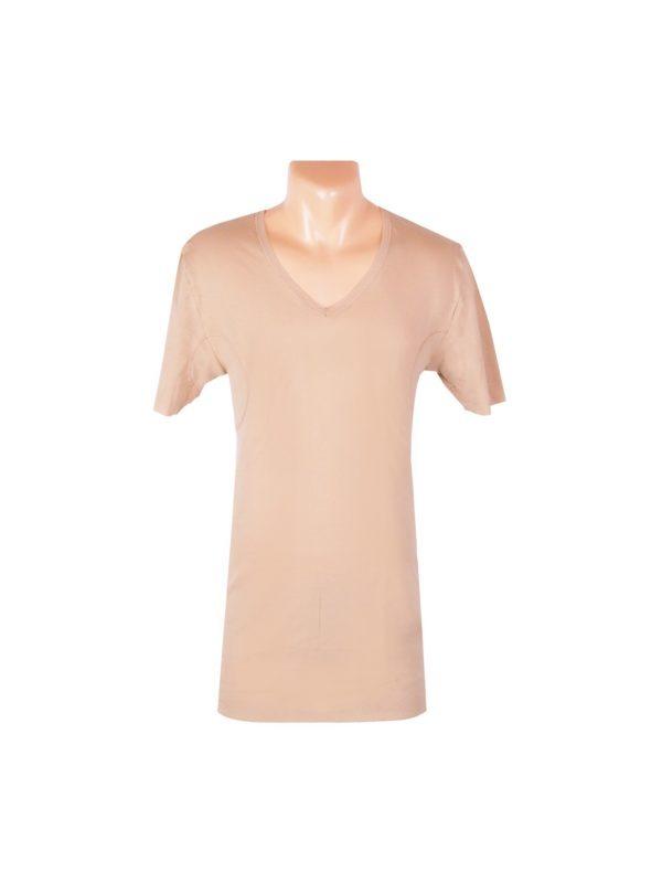 Neviditeľné pánske tričko s krátkym rukávom