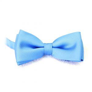 Svetlo modrý pánsky motýlik